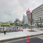 ナイト&デイビル屋上/八尾市駅前(屋外LEDビジョン)